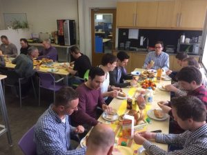Cematec-paaslunch